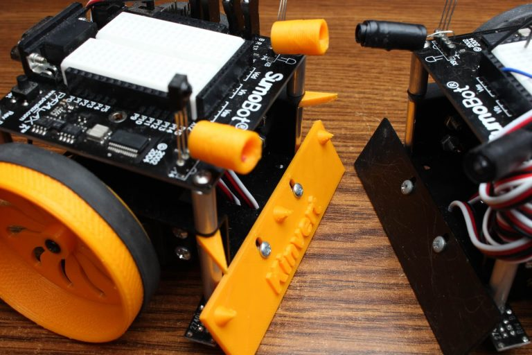 Sumo Robotics Competition Camp for Kids and Teens