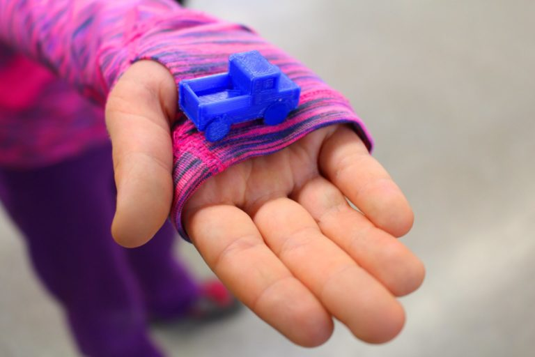 3D Printing For Kids and Teens