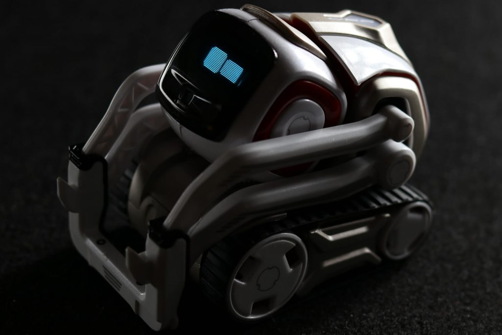 The newly released Anki Cozmo SDK gives you access via Python to this programmable robot for kids