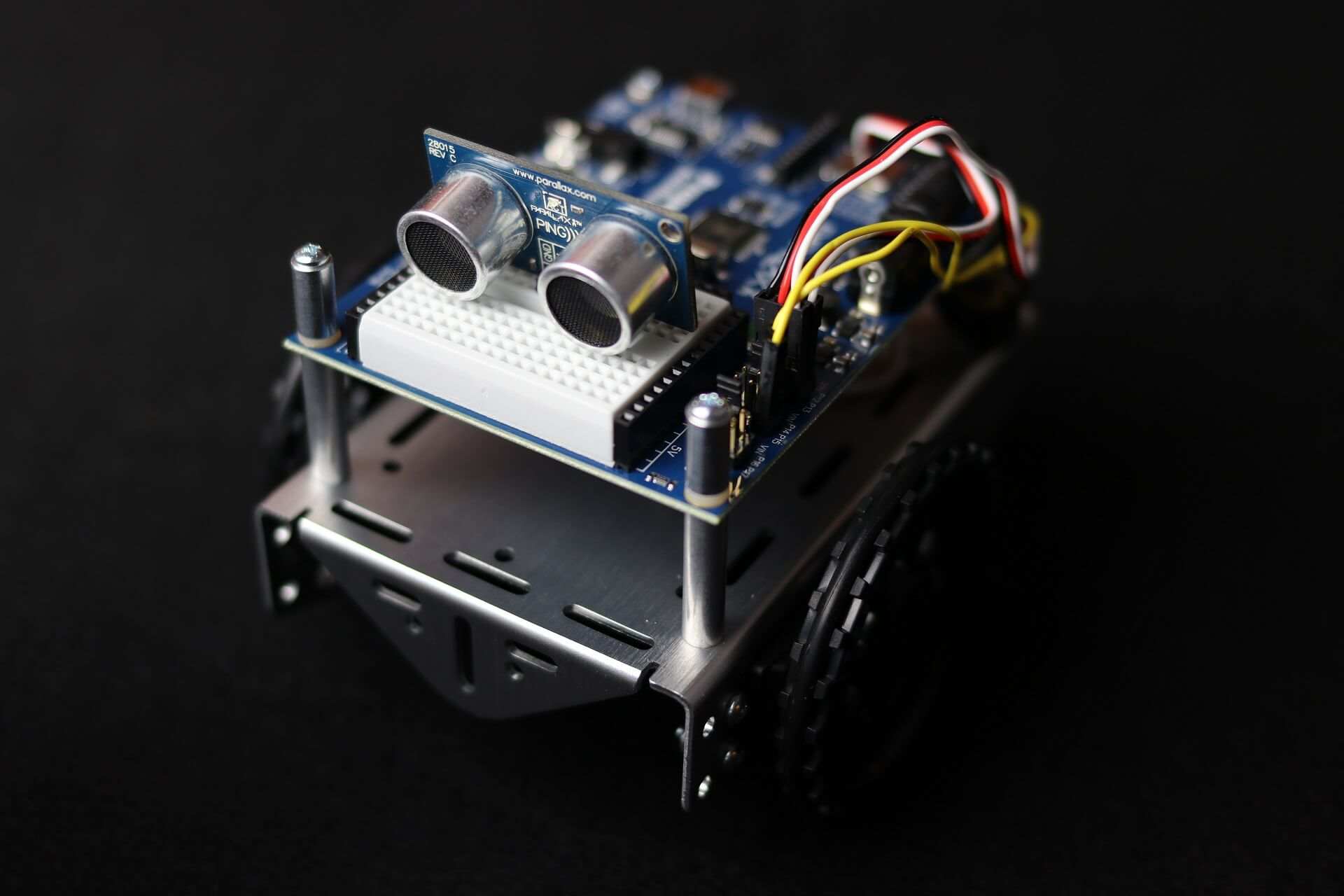 Parallax ActivityBot 360 Robot Kit Educational Robots