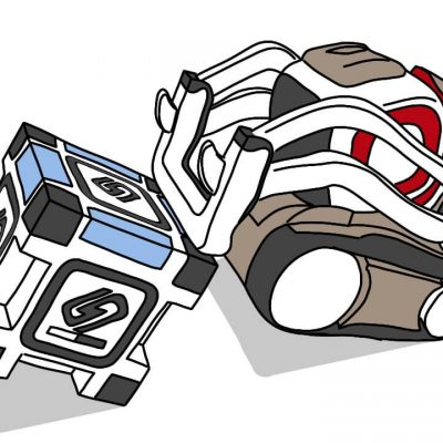 Cozmo roll cube using Python SDK roll_cube in this Cozmo example lesson