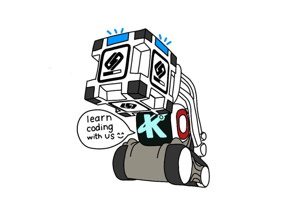 Cozmo drawing for online coding class learn to program anki cozmo robot in python