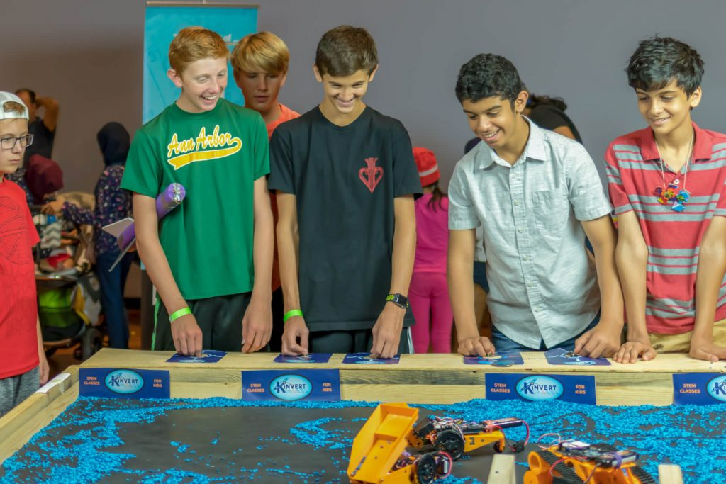 What is robotics? For kids it's fun and educational.