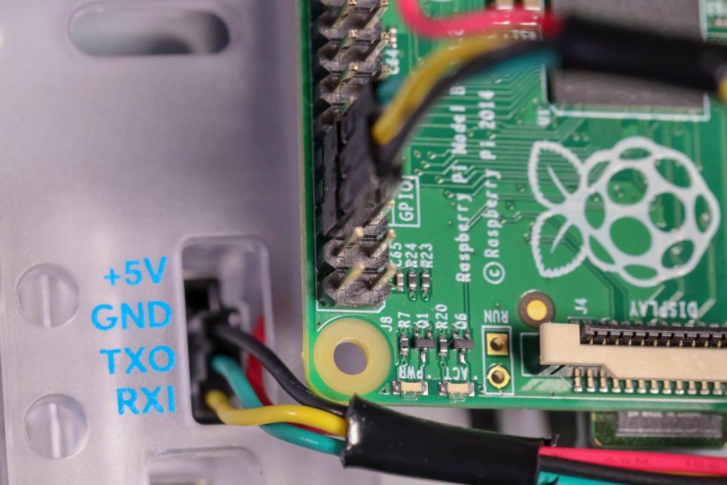 Sphero RVR Raspberry Pi UART Connection by Kinvert