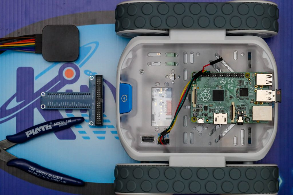 Sphero RVR SDK Raspberry Pi Projects will be very exciting to watch by Kinvert
