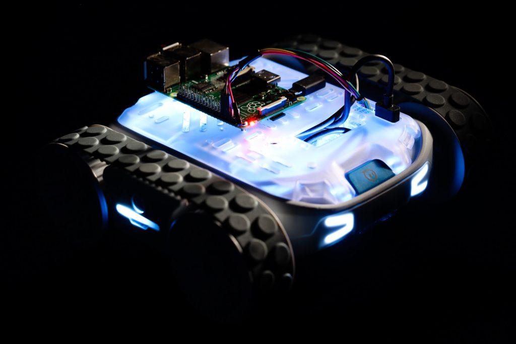Sphero RVR SDK Raspberry Pi and Python by Kinvert